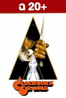 A Clockwork Orange อะ คล็อกเวิร์ก ออเร้นจ์ (1971) บรรยายไทย