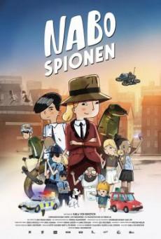 Next Door Spy (Nabospionen) (2017) HDTV