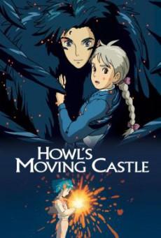 Howl's Moving Castle (Hauru no ugoku shiro) ปราสาทเวทมนตร์ของฮาวล์ (2004)