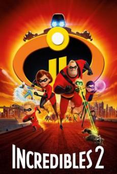 Incredibles 2 รวมเหล่ายอดคนพิทักษ์โลก 2 (2018)