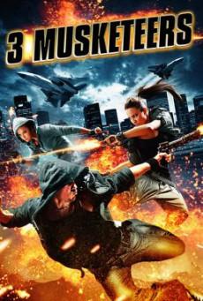 3 Musketeers ทหารเสือสายลับสะท้านโลก (2011)