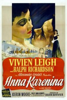 Anna Karenina แอนนา คาเรนินา รักครั้งนั้น มิอาจลืม (1948)
