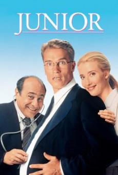 Junior จูเนียร์ ผู้ชายทำไมท้อง (1994)