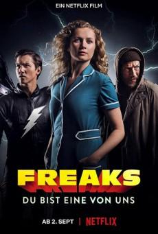 ฟรีคส์ จอมพลังพันธุ์แปลก Freaks: You're One of Us (2020)