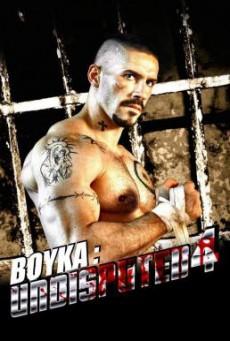 Boyka- Undisputed ยูริ บอยก้า นักชกเจ้าสังเวียน (2016)