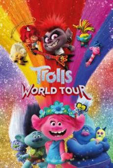 Trolls World Tour โทรลล์ส เวิลด์ ทัวร์ (2020)