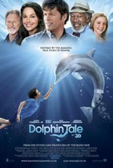Dolphin Tale 1- มหัศจรรย์โลมาหัวใจนักสู้ (2011)