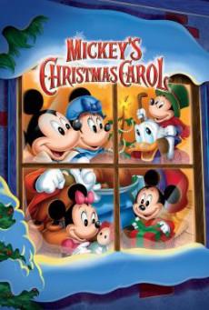 Mickey's Christmas Carol มิคกี้กับปีศาจคริสต์มาส (1983) บรรยายไทย