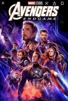 Avengers Endgame อเวนเจอร์ส เผด็จศึก (2019)