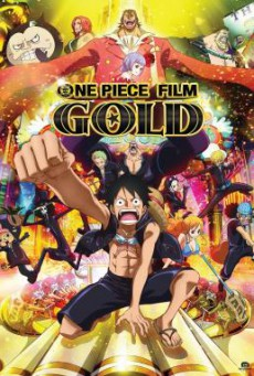 One Piece Film- Gold วัน พีช ฟิล์ม โกลด์ (2016)