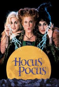 Hocus Pocus อิทธิฤทธิ์แม่มดตกกระป๋อง (1993)