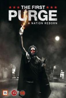 The First Purge ปฐมบทคืนอำมหิต (2018)