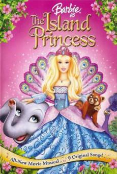 Barbie as the Island Princess บาร์บี้ ใน เจ้าหญิงแห่งเกาะหรรษา (2007) ภาค 11