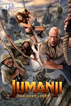 Jumanji The Next Level เกมดูดโลก ตะลุยด่านมหัศจรรย์ (2019)