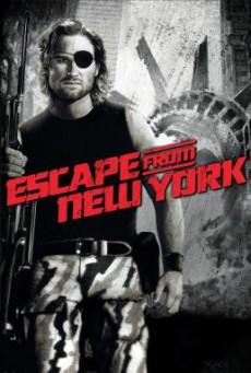 Escape from New York แหกนรกนิวยอร์ค (1981)