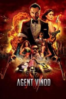 Agent Vinod เอเจ้นท์ วิโนท- พยัคฆ์ร้าย หักเหลี่ยมจารชน