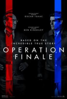 Operation Finale ปฏิบัติการปิดฉากปิศาจนาซี (2018) บรรยายไทย