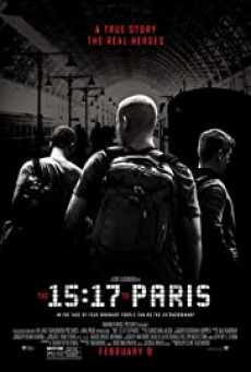 The 15:17 to Paris (2018) หยุดด่วนนรก 15:17