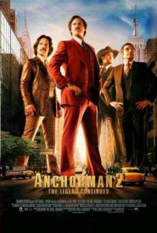 Anchorman 2: The Legend Continues แองเคอร์แมน ขำข้นคนข่าว (2013)