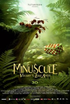 Minuscule- Valley of the Lost Ants (2013)