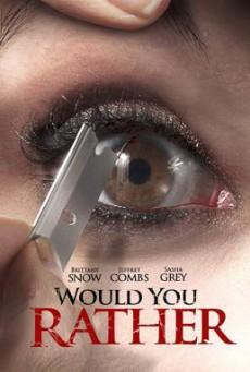 Would You Rather สมมุติว่า…ถ้าคุณต้องเลือก (2012) บรรยายไทยแปล