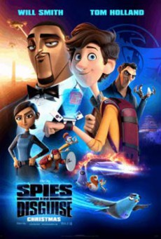 ยอดสปายสายพราง Spies in Disguise (2020)