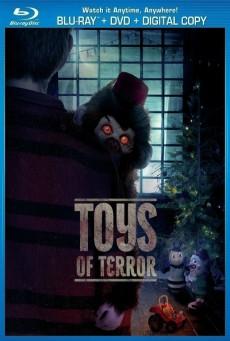 ของเล่นแห่งความหวาดกลัว Toys of Terror (2020)