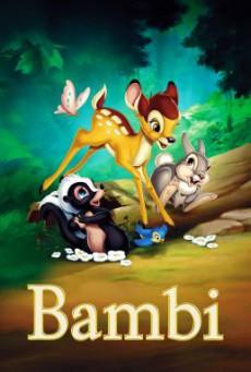 Bambi กวางน้อย…แบมบี้ (1942)