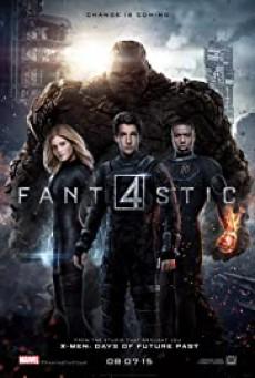 Fantastic Four (2015) สี่พลังคนกายสิทธิ์