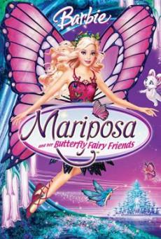 Barbie Mariposa and Her Butterfly Fairy Friends บาร์บี้ แมรีโพซ่ากับเหล่านางฟ้าผีเสื้อแสนสวย (2008) ภาค 12