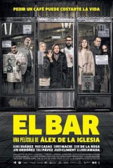 The Bar (El bar) เดอะบาร์ (2017) บรรยายไทย