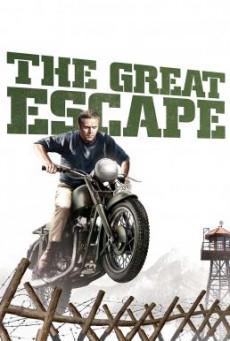 The Great Escape แหกค่ายมฤตยู (1963)