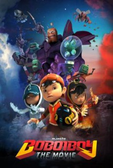 BoBoiBoy: The Movie โบบอยบอย: เดอะมูฟวี่ (2016)