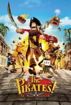 The Pirates! Band of Misfits กองโจรสลัดหลุดโลก (2012)