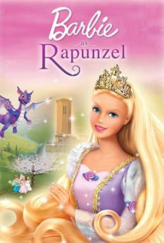 Barbie as Rapunzel บาร์บี้ เจ้าหญิงราพันเซล (2002) ภาค 2