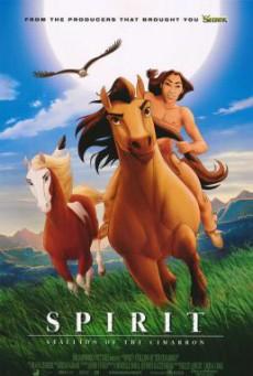 Spirit- Stallion of the Cimarron ม้าแสนรู้มหัศจรรย์ผจญภัย