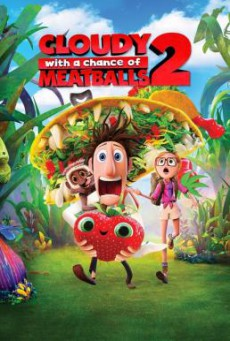 Cloudy with a Chance of Meatballs 2 มหัศจรรย์ ของกินดิ้นได้