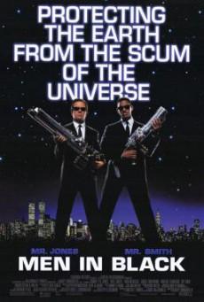 Men In Black 1- เอ็มไอบี หน่วยจารชนพิทักษ์ (1997)