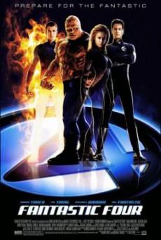 Fantastic Four สี่พลังคนกายสิทธิ์ (2005)