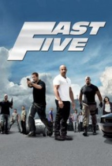 Fast & Furious 5 เร็ว แรง ทะลุนรก 5 4K