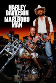 Harley Davidson and the Marlboro Man 2 ห้าวใจเหล็ก (1991)