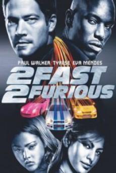 2 Fast 2 Furious เร็วคูณ 2 ดับเบิ้ลแรงท้านรก 4K