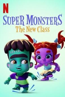 อสูรน้อยวัยป่วน ขึ้นชั้นใหม่ Super Monsters: The New Class (2020)