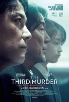 The Third Murder (Sandome no satsujin) กับดักฆาตกรรมครั้งที่ 3 (2017)