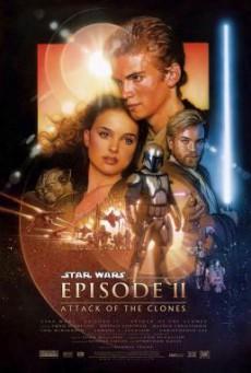 Star Wars-Episode II- Attack of the Clonesสตาร์ วอร์ส เอพพิโซด 2-กองทัพโคลนส์จู่โจม(2002)