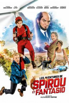 Spirou & Fantasio's Big Adventures (2018) HDTV