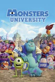 Monsters University มหา'ลัย มอนส์เตอร์ (2013)
