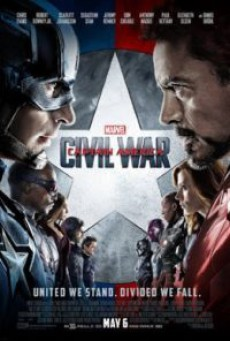 Captain America 3 Civil War กัปตัน อเมริกา ศึกฮีโร่ระห่ำโลก (2016)