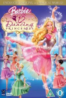 Barbie in the 12 Dancing Princesses บาร์บี้ ใน 12 เจ้าหญิงเริงระบำ (2006) ภาค 9