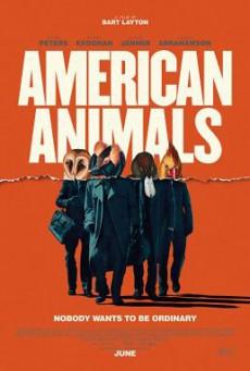 American Animals รวมกันปล้น อย่าให้ใครจับได้ (2018)
